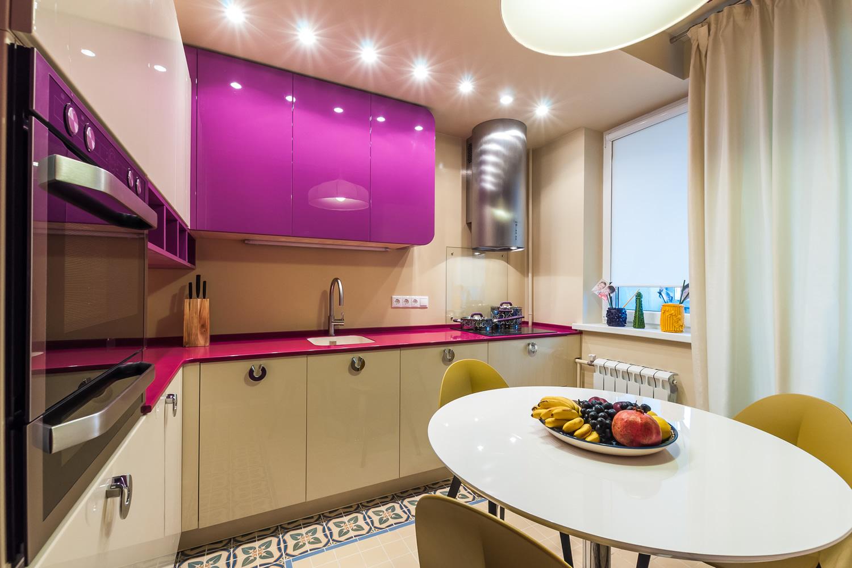 ремонты квартир фото кухни вашего удобства оборудовали